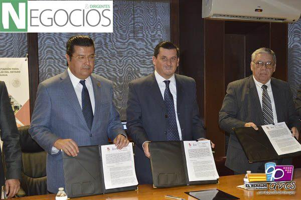 Firman convenio de colaboración Icatech y Municipio de Juárez
