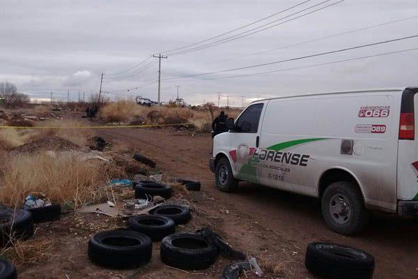 Encuentran cuerpo sin vida en Camino Viejo a Zaragoza