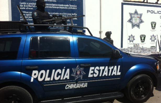 Dos policías involucrados en asaltos en la ciudad