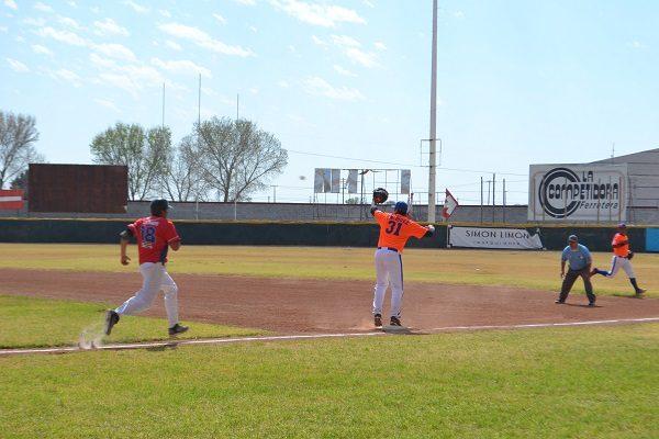 Termina primera fase del Campeonato de Beisbol