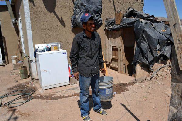 Sin agua potable 17 mil ciudadanos de la capital