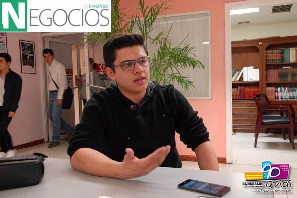 Chihuahuense Pablo Flores, candidato a Premio Nacional del Emprendedor