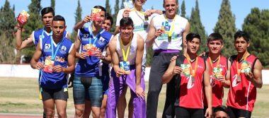 Se corona Chihuahua por equipos en La Olimpiada Estatal 2017