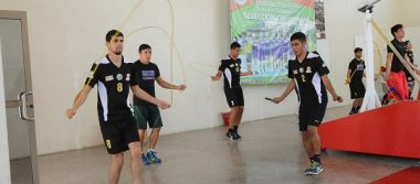 """Vaqueros URN tienen boleto Para el """"Final Four"""" de la Liga Mexicana de Voleibol"""