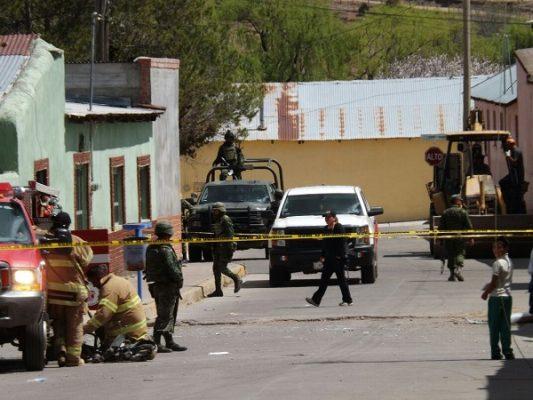 Se tomará el mando policiaco en Cuauhtémoc, Bachíniva y Namiquipa