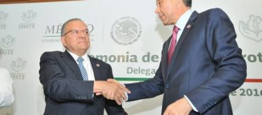 Ampliarán instalaciones del ISSSTE de Chihuahua y Juárez