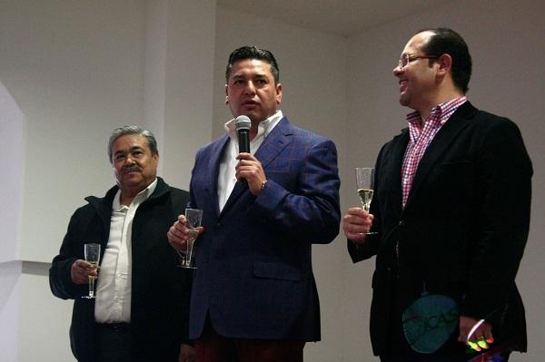 Se accidenta diputado Carlos Hermosillo en la carretera a Parral