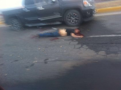 ¡Ay Dios mío, ayúdanos! claman en narco balacera de Rubio