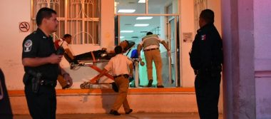Atentan contra policía municipal en la Nueva España