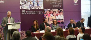 Presenta Fechac informe de actividades 2016