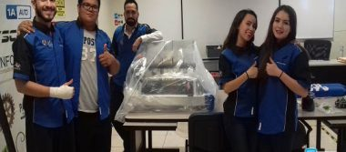 Estudiantes del Tec Milenio participan en concurso internacional de robótica