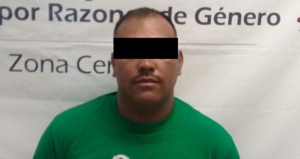 Detiene a homicida de mujer localizada cerca de Pemex