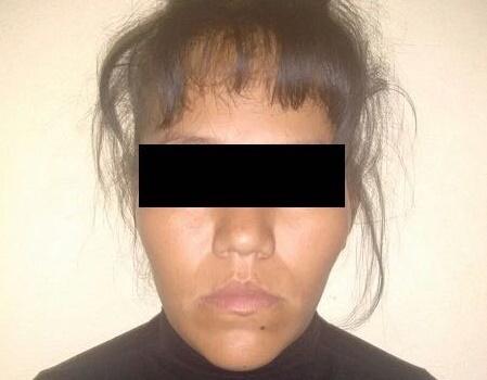 Detienen a mujer acusada del homicidio de su hija de 4 meses