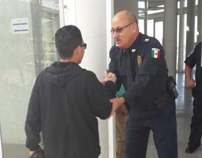 Entregan a los tres menores arrestados ayer en Rinconadas a su familia luego de 24 horas de arresto