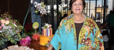 Cumpleaños de Irma Ortega