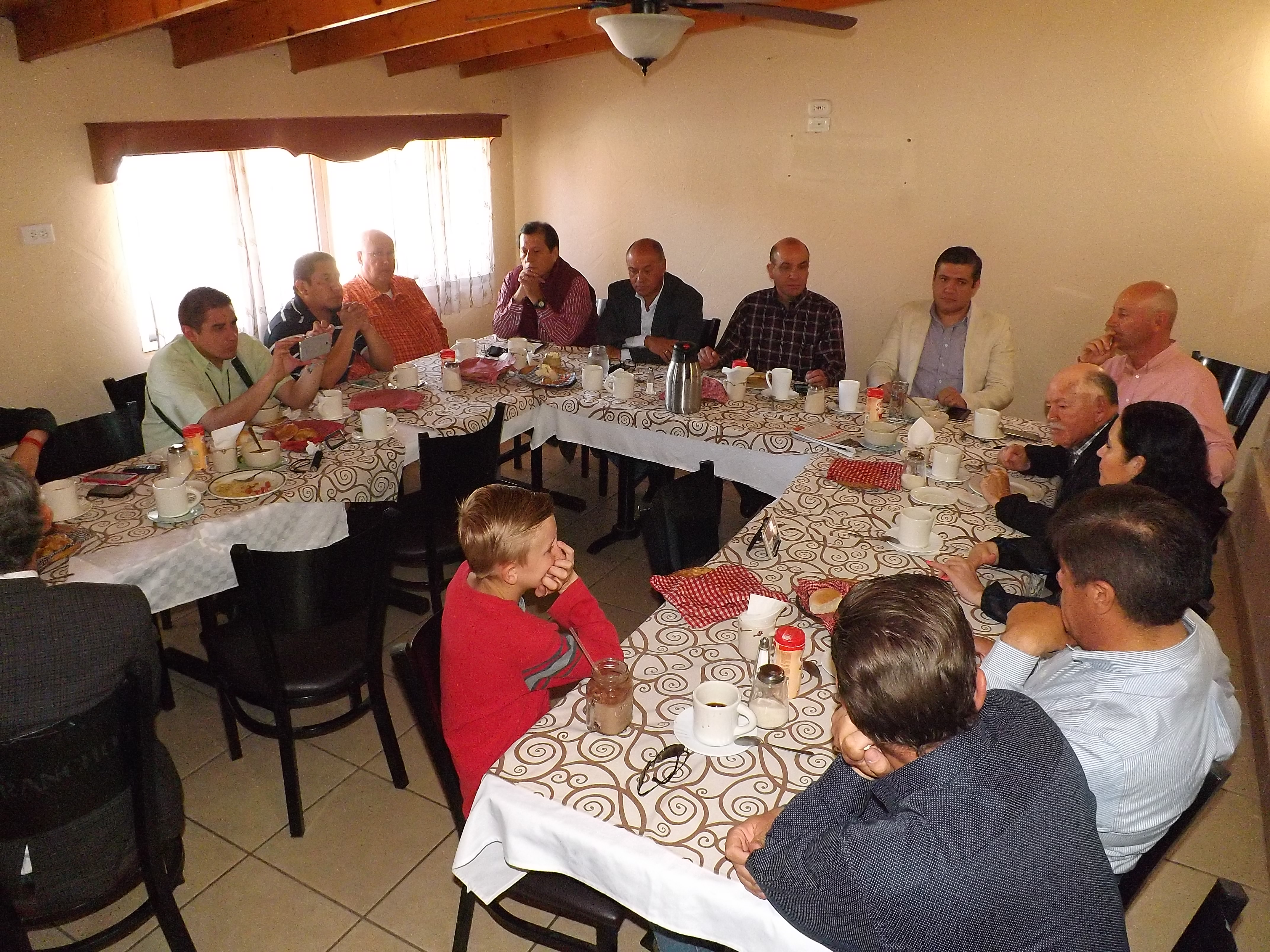 Se creará foro de periodistas en la ciudad de Cuauhtemoc - El Heraldo de Chihuahua (Comunicado de prensa)