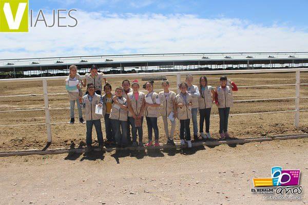 Visita al rancho de leche Zaragoza