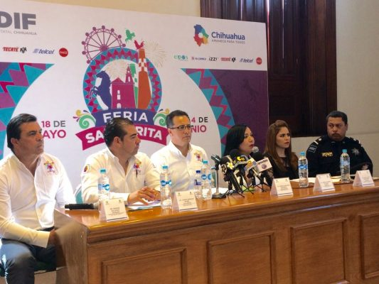 Presentan la Feria de Santa Rita 2017