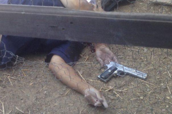 Hallan pistola con que mataron a Miroslava