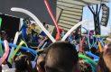 Cientos de niños festejan su día en El Palomar