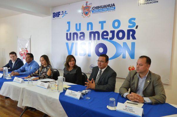 """Invita DIF Municipal a participar en """"Juntos una Mejor Visión"""""""