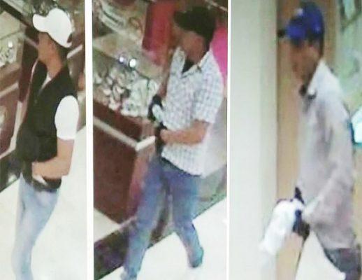 Detienen al primer asaltante de joyería en Fashion Mall