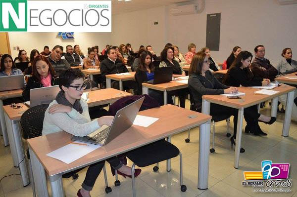 Capacita Coparmex a empresarios y emprendedores con Seminario de Liderazgo Auténtico