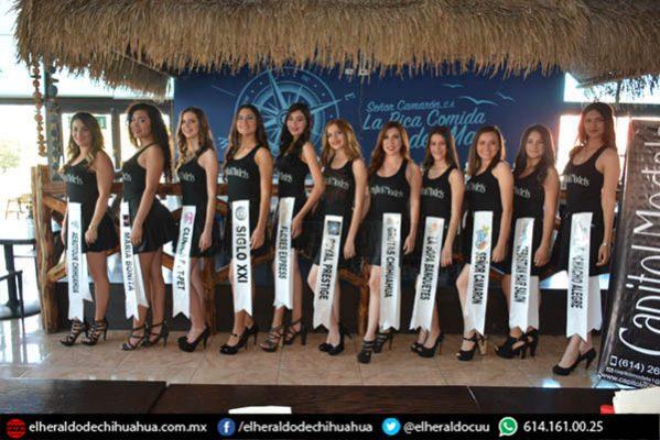 Karen Contreras porta la corona eligieron Miss Turismo 2017