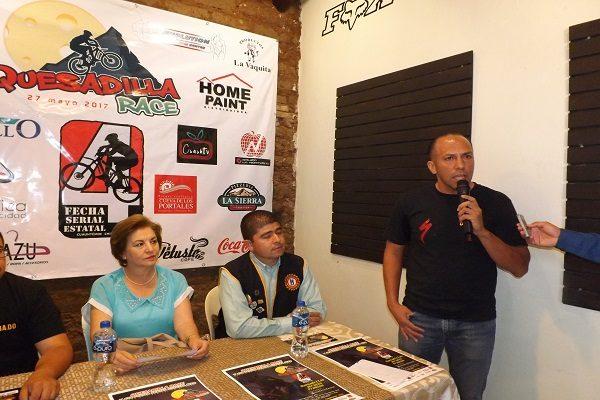 Anuncian temporada ciclista en la Cueva de los Portales