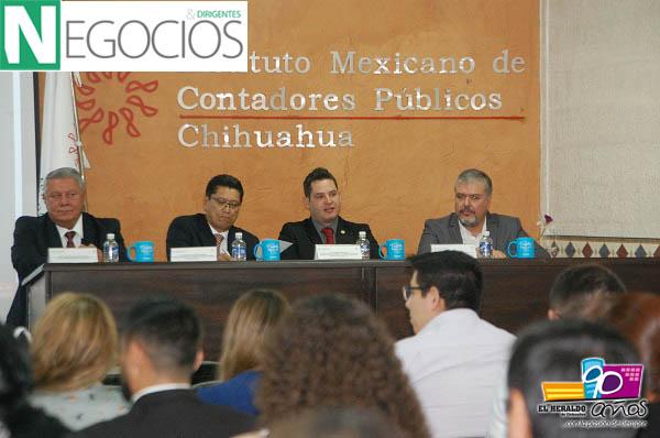 Nuevos comercios deben asesorarse en temas fiscales: Jesús Santiago Sotelo
