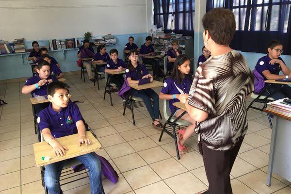 Participan niños de todo Chihuahua en Olimpiada del Conocimiento 2017