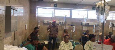 Se agrava falta de médicos en el IMSS; atienden hasta 80 pacientes diarios