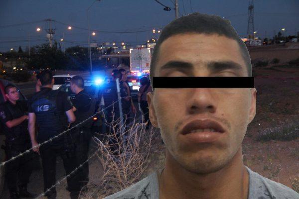 Detienen a presunto asesino de jovencita en Los Arroyos; era su ex pareja