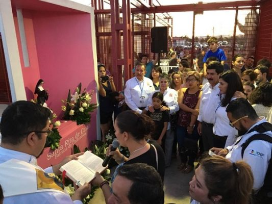 Inaugura gobernador Javier Corral Feria de Santa Rita 2017