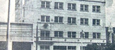 La Unión Ganadera Estrena  Flamante Edificio (1952)