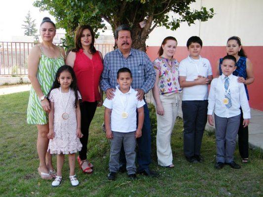 Obtiene Cuauhtémoc 5 primeros lugares en Concurso Académico