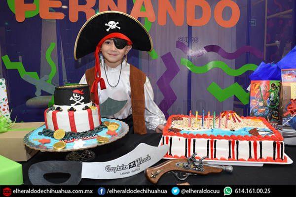 Cumpleaños de Fernando Torres