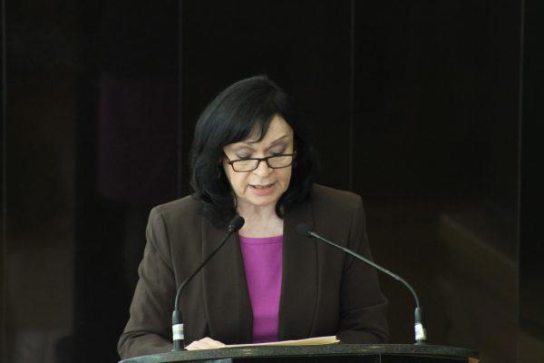 Nombran a María Torres coordinadora de la bancada del PRI en el Congreso