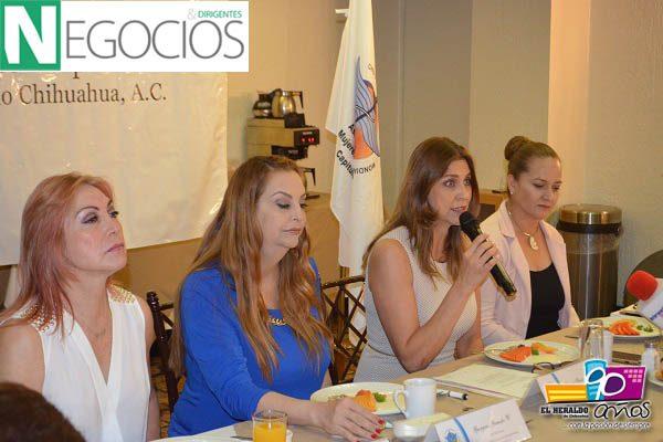 Invita Asociación de Mujeres empresarias a afiliarse al capítulo Chihuahua