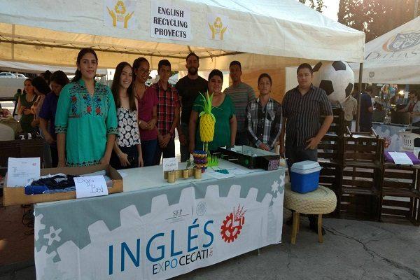Realizan Expo Cecati en el Santuario de Delicias