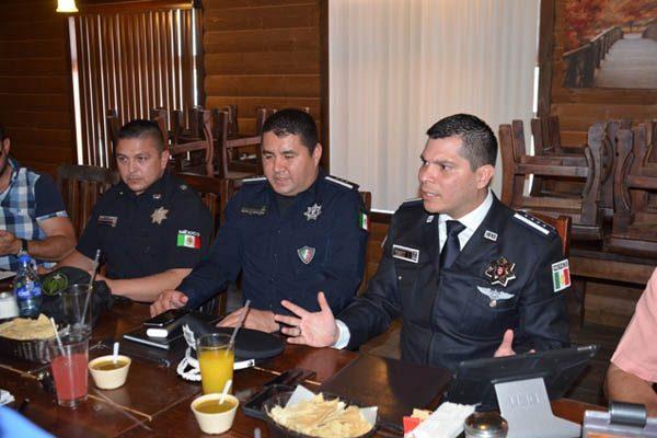 Nombran director de policía a exjefe de escoltas del exfiscal