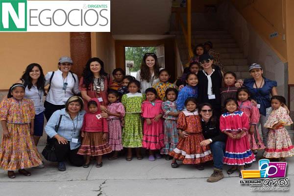 Promueve Fechac la inversión social en la Sierra Tarahumara