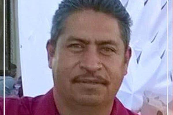 Muere líder de MORENA de Aquiles Serdán por heridas de bala