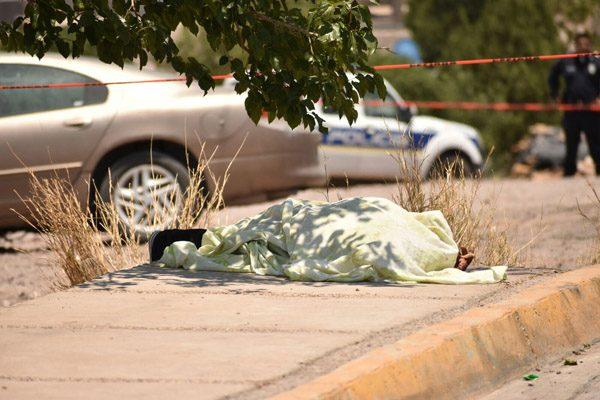 Matan a otra persona en colonia Díaz Ordaz; suman cinco en una hora