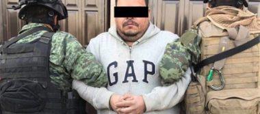 """Trasladan a Juárez a líder del Cártel del Golfo """"la Hamburguesa"""""""