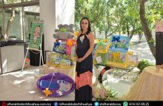 Festejo prenatal para Viridiana Serrano