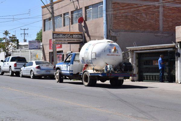 Gestionan instalación de toma en gasoducto para obtener gas natural