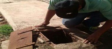 Detecta la JMAS de Cuauhtémoc trabajos deficientes en tuberías