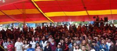 Balacera causa pánico entre 5 mil jóvenes que acampan en San Juanito