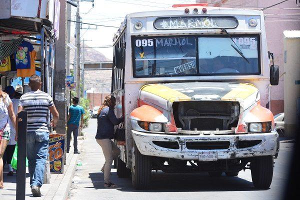 Subieron a 9 pesos sin autorización del Consejo Consultivo del Transporte